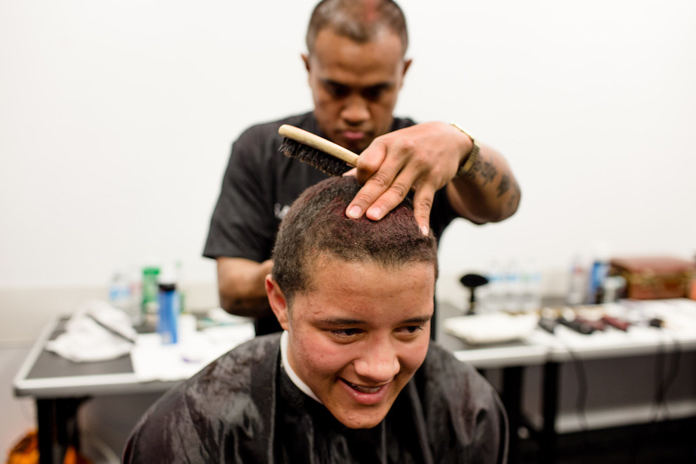 This Barber Gave Away Free Haircuts To Job Seekers In The LGBT ...