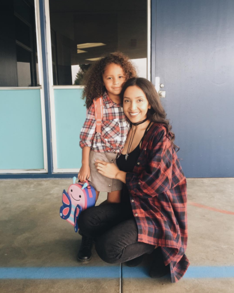 Diana Alvarez and her 5-year-old daughter, Kylie Rae Brooks, have a lot of things in common — especially their obsession with Beyoncé.