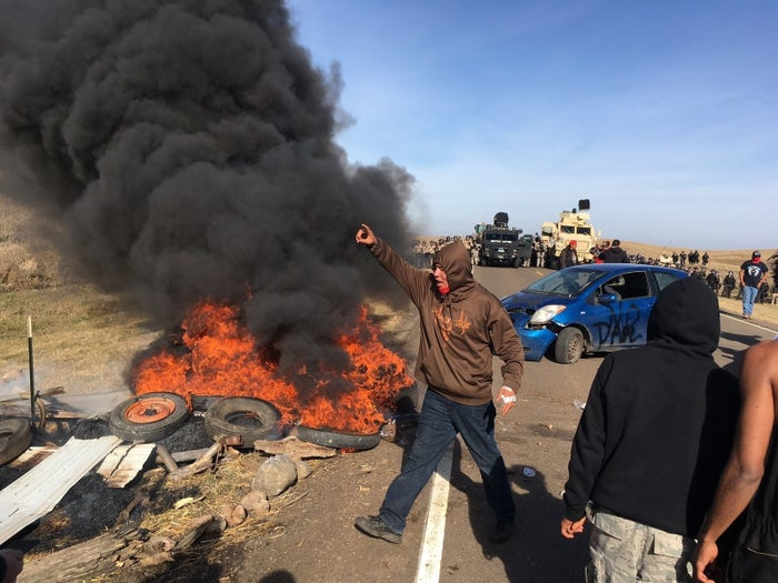 For the last two months, protesters have convened in North Dakota to oppose the construction of the Dakota Access Pipeline, a 1,172-mile-long structure that will run through four states to transfer crude oil.Protesters have maintained that the land is not private and was given to Great Sioux Nation in the Treaty of Fort Laramie in 1851. The land was subsequently taken back by the US government.