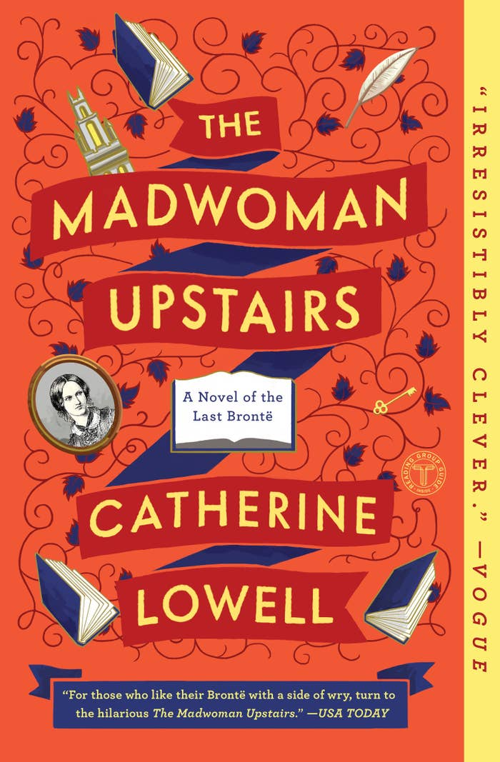 After her father's untimely death, Samantha Whipple is the only remaining descendent of the illustrious literary-gifted Brontë family. The presumed heir to a hidden family fortune, Samantha has to uncover the clues within the Brontës' works to find the treasure. A riveting debut novel, The Madwoman Upstairs offers fans of the Brontë sisters an utterly perfect and satisfying literary puzzle to solve.