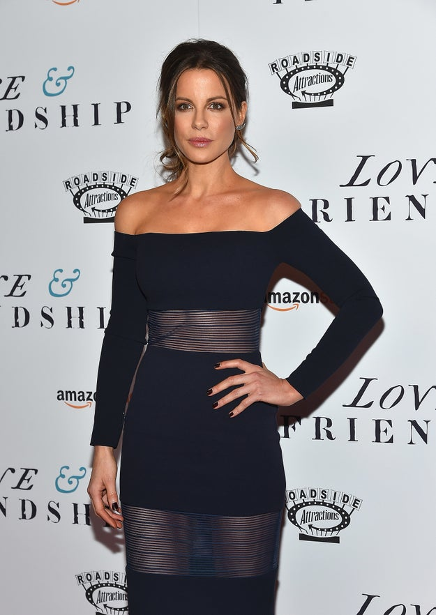 Kate Beckinsale Drew A Penis On Her Daughter's Homework, Got Her In Trouble At School