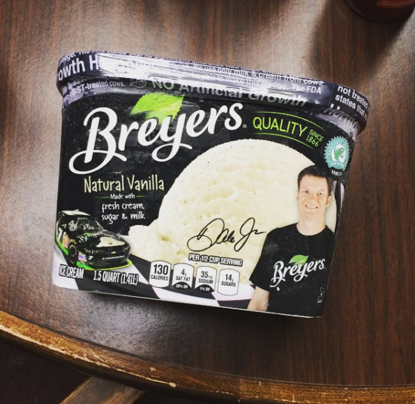 Breyer's Natural Vanilla Ice Cream