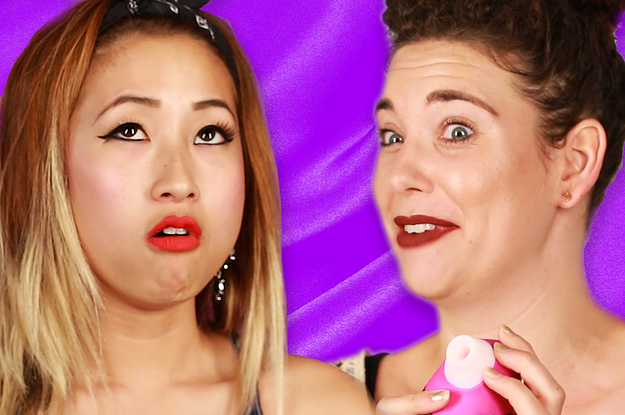These Women Tried To Orgasm In Three Minutes Using The -2927