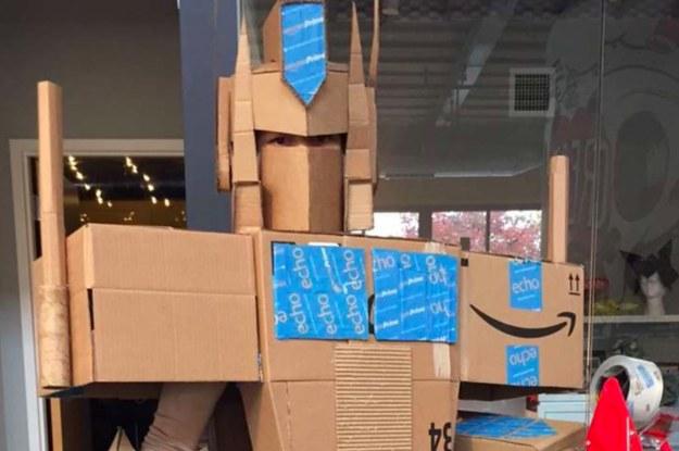 Halloween Amazon Prime