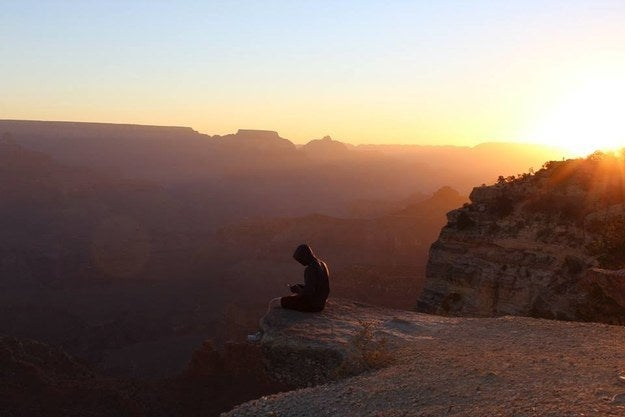 """The Grand Canyon is perfect for getting incredible scenic photos—especially at sunrise!""—Chelsea Lucas"