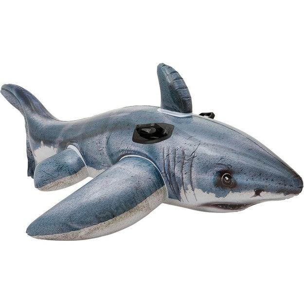 Para um clássico, nada como a boia de tubarão que se impõe.