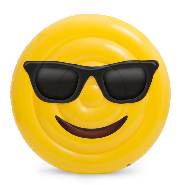 Você certamente vai sorrir igual a esta boia aqui: