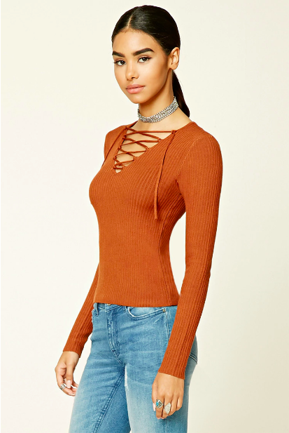 Cinnamon toasty.Get it from Forever 21 for $17.90.
