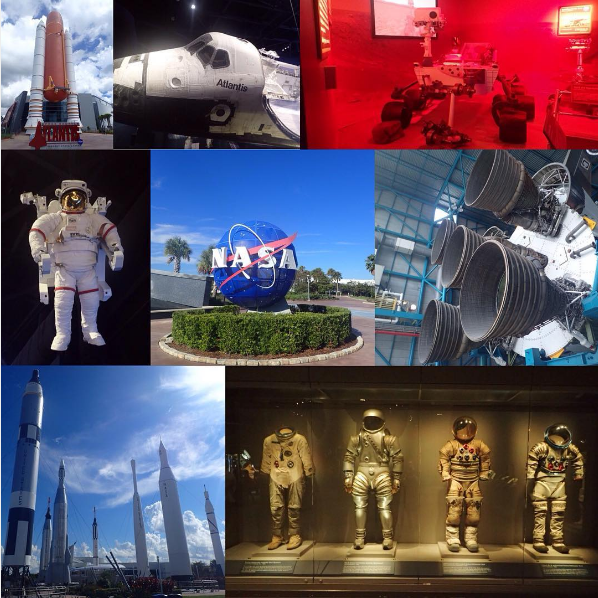 And museums that are literally out of this world, like the Kennedy Space Center.