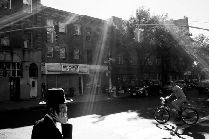 South Williamsburg, Brooklyn, New York.