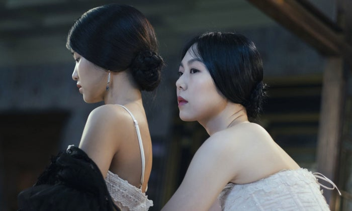 The Handmaiden is a movie made of contradictions. It's about an elaborate scheme to defraud an heiress named Hideko (Kim Min-hee) with the help of a thief named Sook-hee (Kim Tae-ri) who poses as her new maid, though who the target is and who's being taken advantage of soon becomes unclear, the con crumbling in the face of an unexpected romance. It's set in Korea, but it's a Korea under occupation in the 1930s with many of its characters affecting Japanese-ness as a sign of social status. It's almost entirely staged inside a Frankensteined manor that's done in half British architecture and half Japanese — a giant, conflicted monument to colonialism. And it's a film fueled by the degree to which its women are underestimated and objectified by men, only it features some of the male-gaziest lesbian sex scenes imaginable.Well, no one goes to the director of Oldboy expecting restraint. Park Chan-wook has ported Sarah Waters' Victorian England–set novel Fingersmith halfway around the world and adapted it into an opulent, twisted, overheated gothic drama. But, thanks to its strong lead performances, The Haindmaiden is also an irresistible love story about two women who find themselves genuinely seen and appreciated for the first time — by each other.How to see it: The Handmaiden is now playing in limited release — check out a list of theaters here.