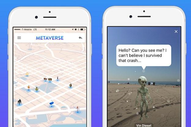 Ex-Googler Debuts An AR App That Lets You Build Your Own Pokémon Go