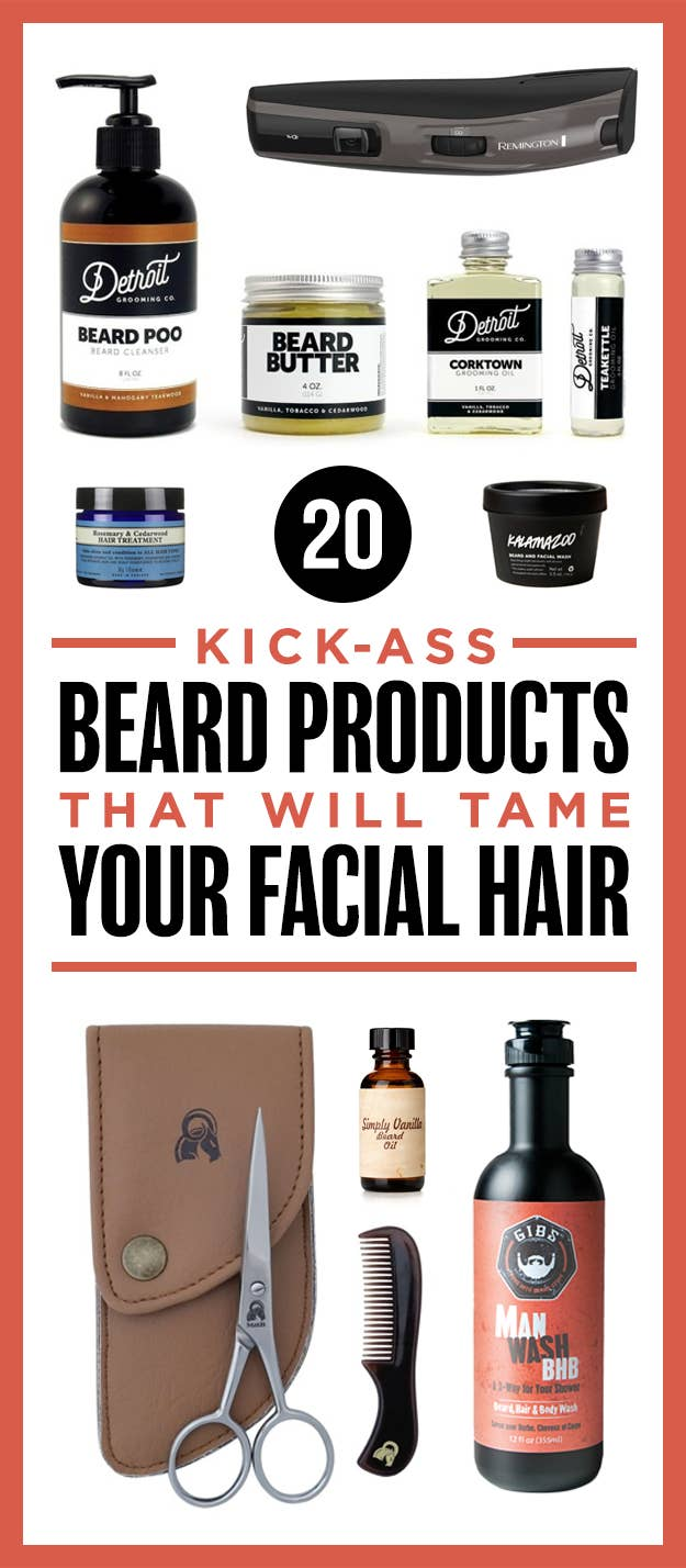 20 Products That Will Take Any Beard To The Next Level