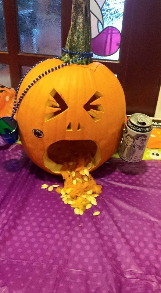 Tailgater Pumpkin