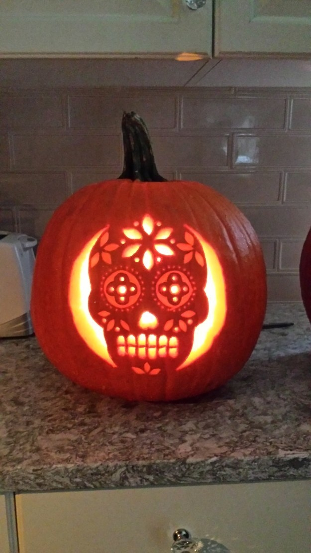 24 Extremely Dope Halloween Pumpkins