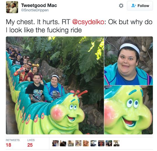 Lady Rides Fat