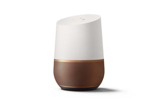 El segundo dispositivo presentado es el Google Home.