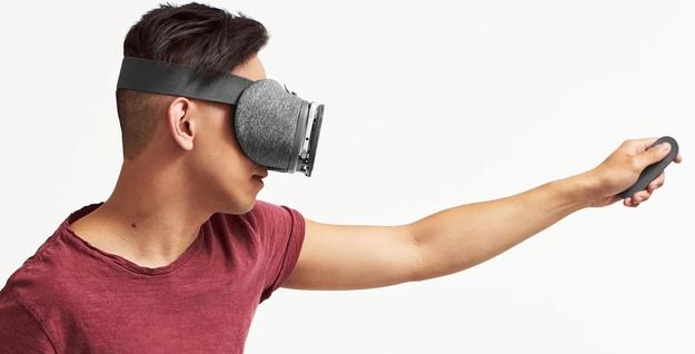 Un set de realidad virtual que te permite ver películas en primera persona con tu smartphone.
