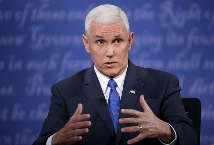 """""""There's an old proverb,"""" Pence said, """"that says the Russian bear never dies, it just hibernates."""""""