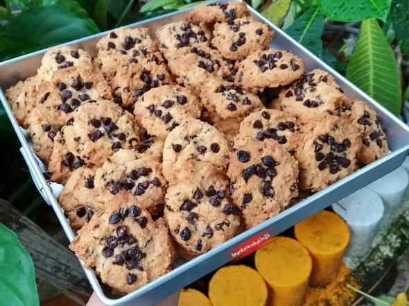 Ese momento de miseria cuando crees que una deliciosa galleta tiene chispas de chocolate y, al morderla, descubres que SON PASAS.
