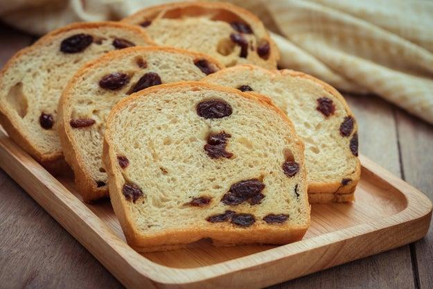 Ahora pregunto: ¿por qué hacerle esto a una inocente rodaja de pan?