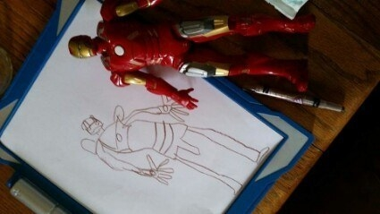 This Iron Man.