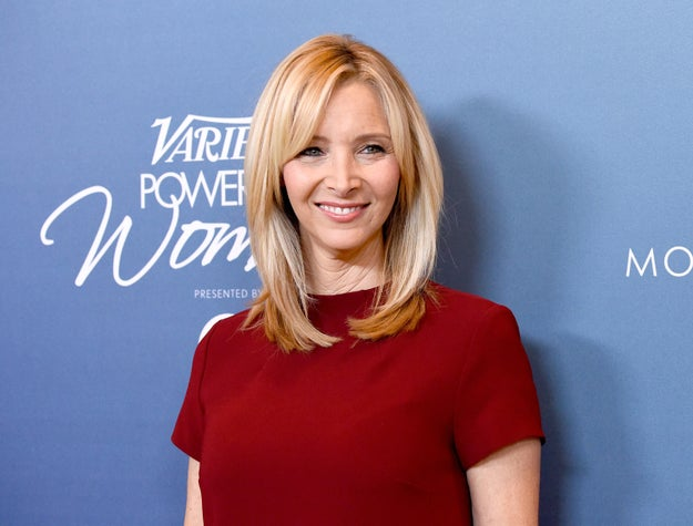 Where did Lisa Kudrow's character come from?