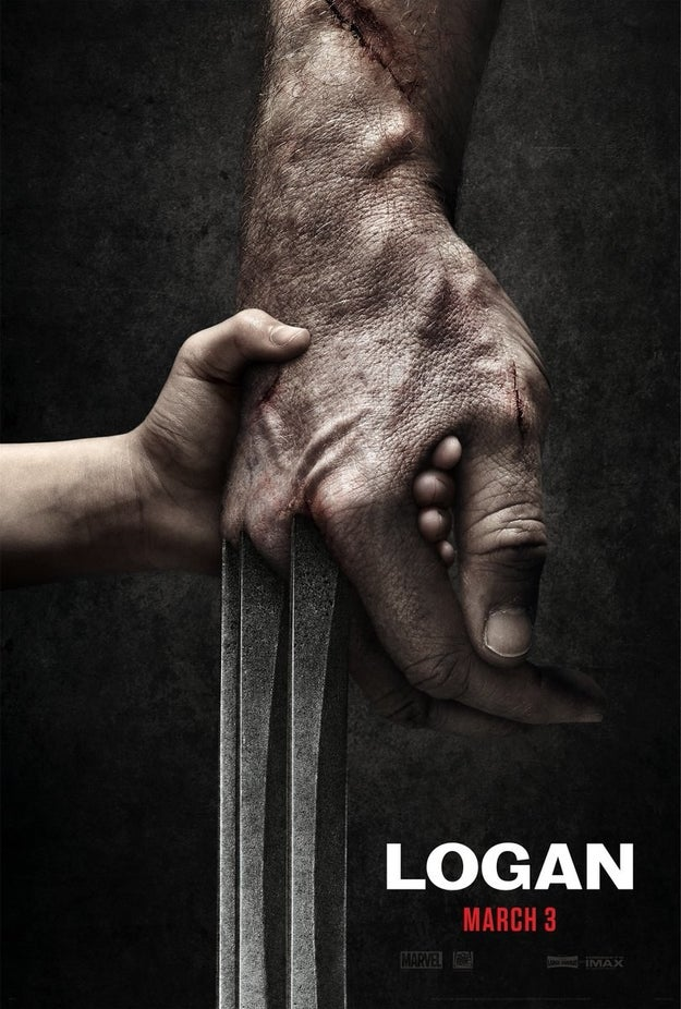 The director of the next Wolverine movie, James Mangold, released a poster which reveals the title and release date of the third, and final, Wolvie film: LOGAN.