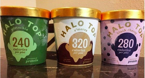 Everyone's favorite all-natural, ice cream brand released 10 new flavors of its low calorie, high protein ice cream. The new flavors are inspired by customers' specific requests, and include mouthwatering flavors like pistachio, s'mores, black cherry, and more. All Halo Top ice creams range from 240 to 360 calories per pint, so you can indulge in the whole pint without the guilt.