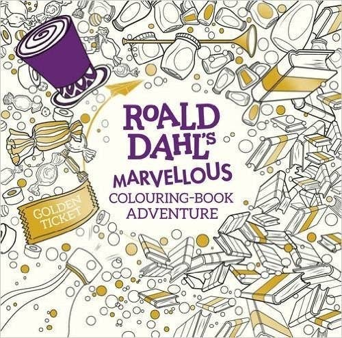 Have A Marvellous Time Coloring This Book662 At Amazon
