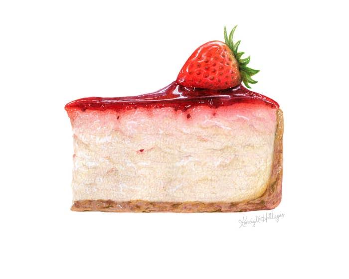 写真じゃないの食べられそうな食べ物のイラストばかり