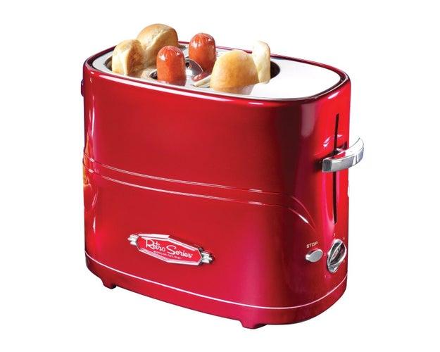 El tostador para hacer hot dogs es una realidad y lo vas a querer en este momento ($309).