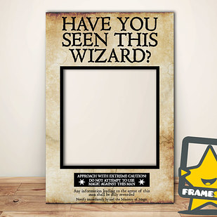 photo relating to Have You Seen This Wizard Printable identified as 27 Magical Options For The Great \