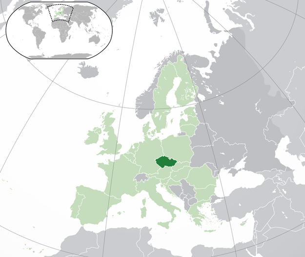 The Czech Republic Stopped Being A Thing While You Weren't Paying Attention