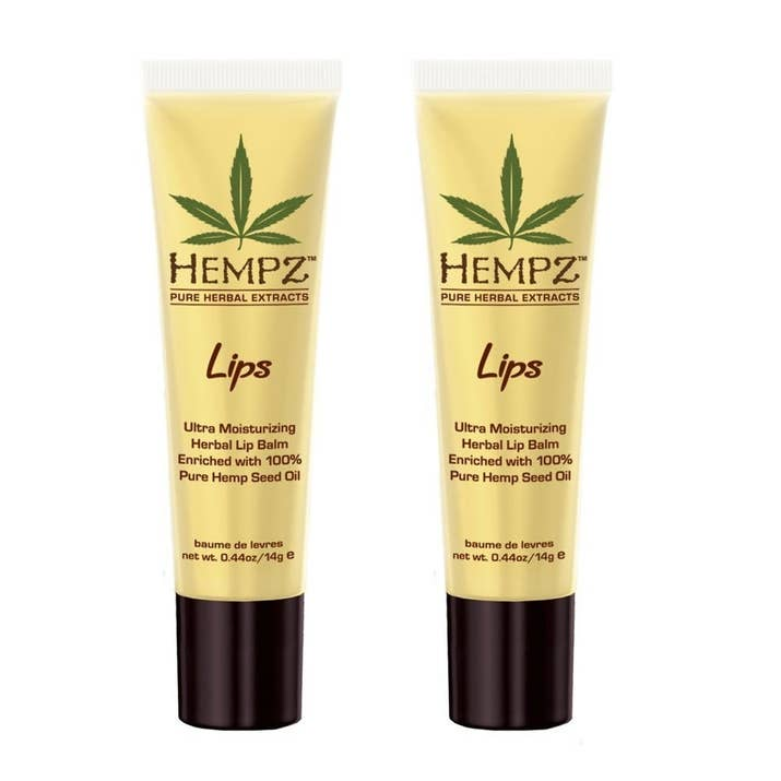 "Promising Review: ""I love this product!!! I had extremely chapped/cracked lips and used different lip balm with no luck, just constantly putting it on everyday and my lips would get worse and needing more lipbalm for my dried lips. Once I brought Hempz it restored my lips greatly, made them smooth again. Not only that, but I don't have to put it on every single time since my lips don't get dry much thanks to this product. Sometimes I forget to put lip balm but I don't have to worry since this product helped my lips retain its moisture so I can use it every other day unlike other lip balms where my lips got so dry that I have to use it more than once a day."" —AFPrice: $8.99Find other Hempz products on Amazon here."