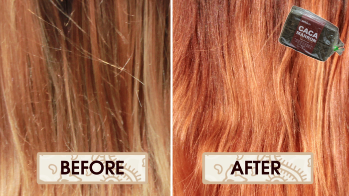These Women Tried Henna Hair Dye And Were Actually Impressed