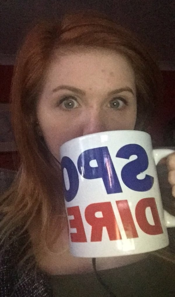 Apart from when you drink out of one of the massive Sports Direct mugs that mysteriously appeared in your house.