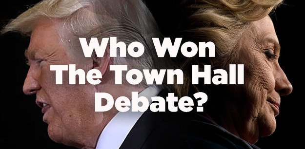 who won the debate - photo #10