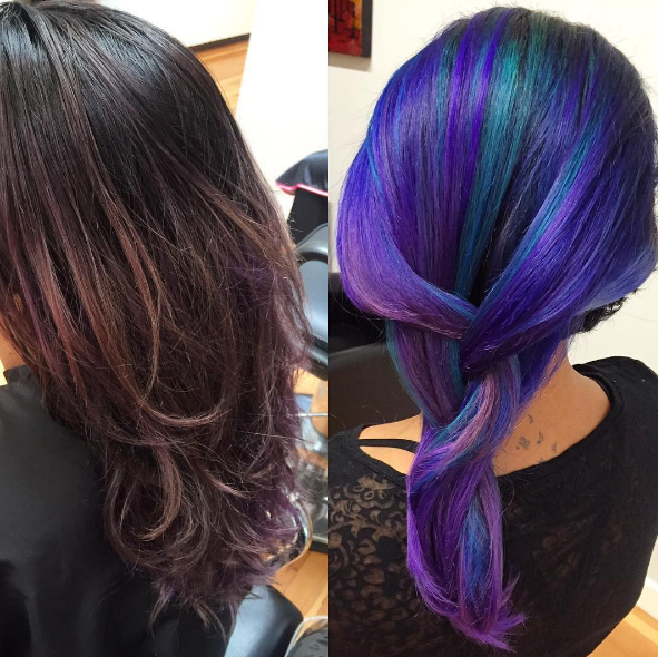 Is this not mermaid hair? (It is, it certainly is).