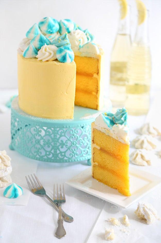 Meltaway Cake Recipe