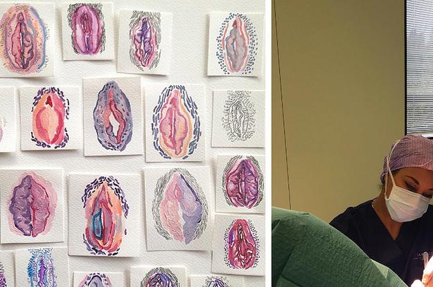 Designer vagina picture