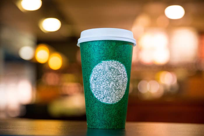 People Are Really Mad Over Starbucks Cups Again Right Before