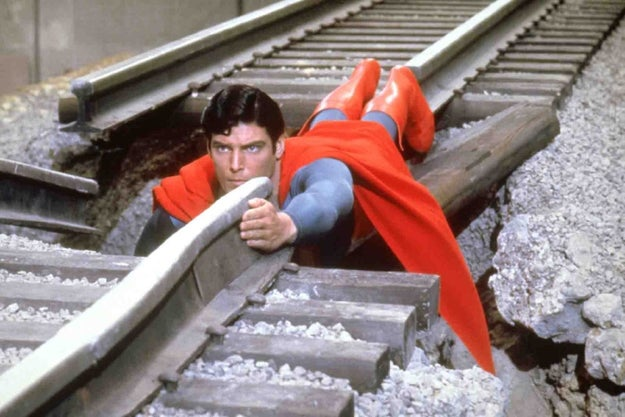 Christopher Reeve was the handsomely iconic actor known for playing the title role in Superman and it's follow up sequels throughout the '80s.