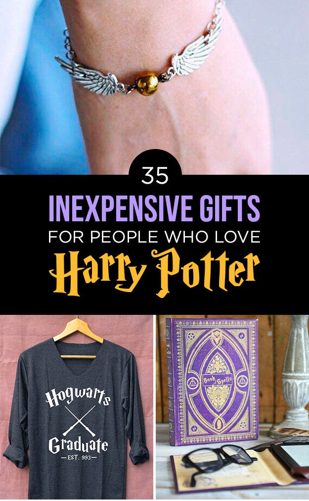 365newsx Lifestyle 35 Gifts For Anyone Who Likes Harry Potter More Than People
