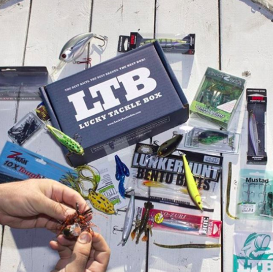 28 gifts for people who love fishing for Monthly fishing subscription boxes