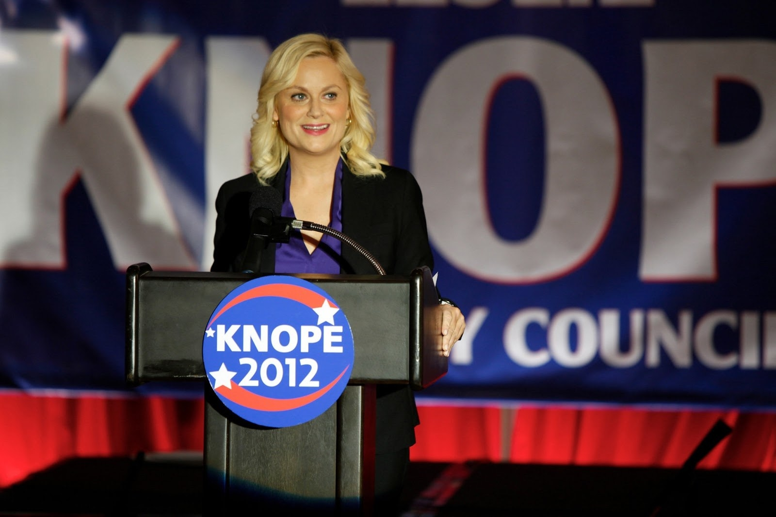 Leslie Knope Wrote A Letter To America After The Election
