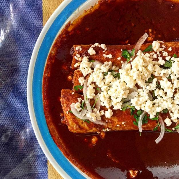 Mole hay en todos lados, pero ninguno como el de Oaxaca.