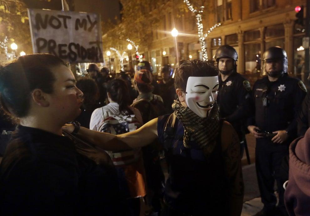 Se reportaron manifestaciones en Nueva York, Los Ángeles, Oakland, Austin, Boston, San Francisco, Seattle y otras ciudades principales de Estados Unidos.