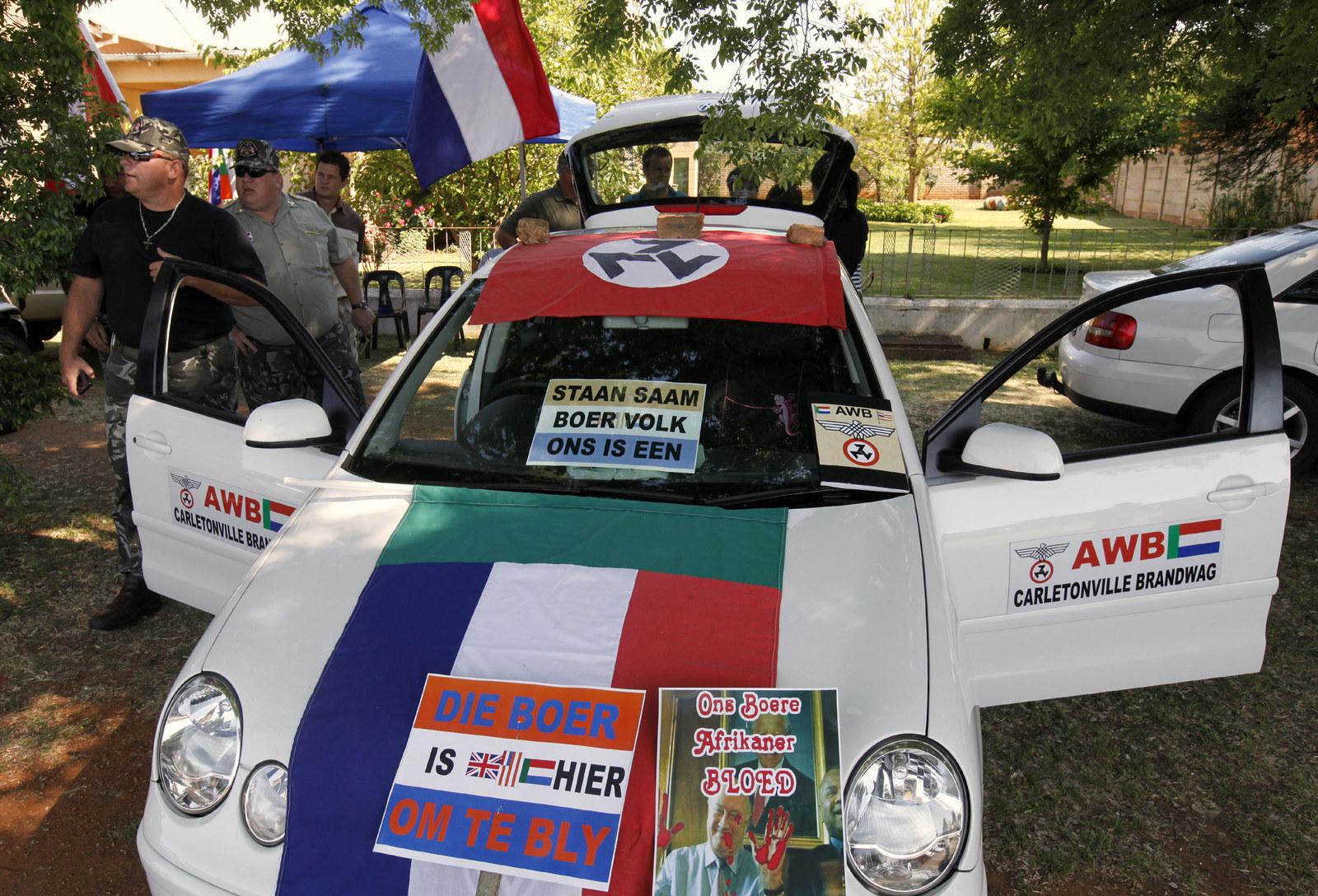 South Africa's Neo-Nazi Movement Sent Donald Trump Congratulations After His Win