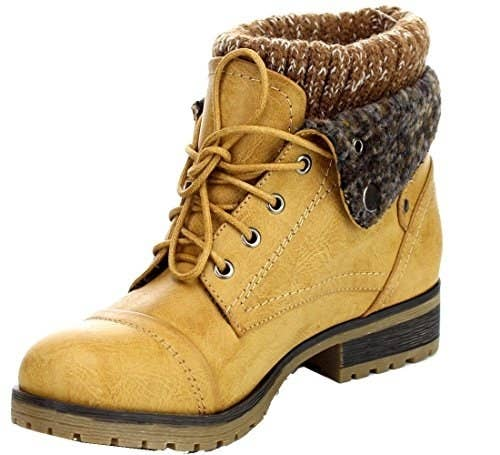 Get these boots on Amazon for $23.50.